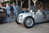 Auto Union 'silver arrows' — Foto de Stock