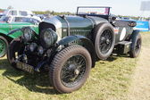 Classic Bentley — Stock Photo