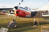 De Havilland DHCI Chipmunk — Stock Photo