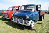 Ford Custom pick-up trucks — Stock Photo