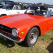 Vintage Triumph TR6 — Stock Photo