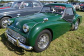 Triumph TR3 — Stock Photo