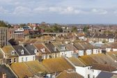 Rooftop View of Terrace Houses — Stock Photo