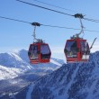 Stockfoto: Cable cars