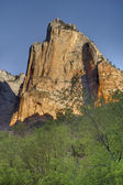 Court of the Patriarchs, Zion National Park — Stock Photo