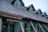 Paradise Inn, Mt. Rainier National Park — Stock Photo