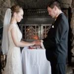 Wedding vows — Stock Photo #21455587