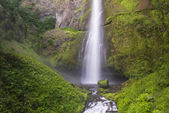 Waterfalls blurred in motion — Stock Photo