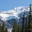 Mountain with glaciers, Banff National Park — Stock Photo #21532945
