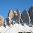 Dolomite Mountains, Italy — Stock Photo #21544081