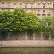 Banks of the Seine, Paris — Stock Photo