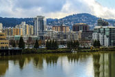 View of Portland, Oregon — Stock Photo