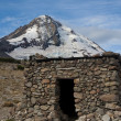 Stone hut — Stock Photo