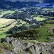 Hikers in the Lake District, UK — Stock Photo #21638123