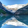 Lake louise, banff national park — Stockfoto