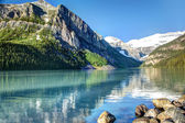 Lake Louise, Banff National Park — Stock Photo