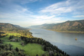 Columbia River Gorge, Oregon — Stock Photo