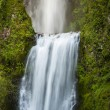 Stock Photo: Waterfalls blurred in motion