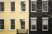 Edificio de apartamentos, manhattan, nueva york — Foto de Stock