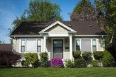 美国工匠的房子 — 图库照片