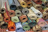 Carpet Bazaar — Stock Photo