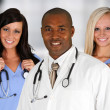 Stock Photo: Hospital Staff