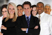 Business Team — Stockfoto
