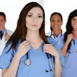 Doctors and Nurse — Stock Photo #28226085