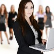 Businesswomen — Foto Stock