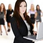 Businesswomen — Stock Photo