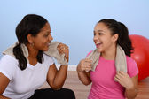 Fitness Class — Stock Photo