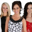 Stock Photo: Group of Women