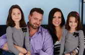 Família — Foto Stock