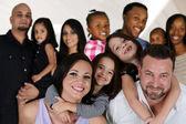 Families — Stock Photo