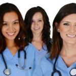 Group Of Nurses — Stock Photo #42808765