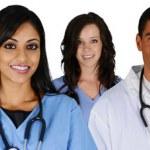 Doctors and Nurse — Stock Photo #42808777