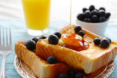 French Toast — Stock Photo