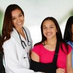 Doctors and Nurse — Stock Photo #49228273