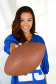 Football Fan — Stock Photo