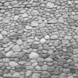 Stock Photo: Wall texture with stones