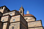 San Lorenzo in Florence — Stock Photo