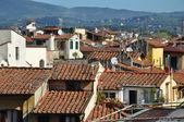 Panorama i Florens — Stockfoto