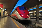 Train station in Florence — Stock Photo
