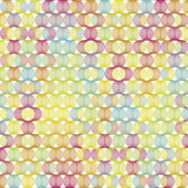 Colorful geometric lines seamless background pattern — Vettoriale Stock