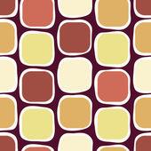 Seamless pattern geometrici retrò — Vettoriale Stock