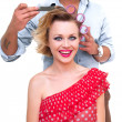 Stock Photo: hairstyler