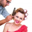 Hairstyler - Stock Photo