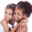 Mother and daughter — Stock Photo #13965774