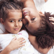 Mother and daughter — Stock Photo #13966444