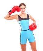 Sport woman — Stock Photo